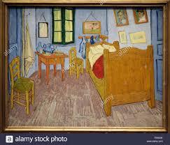 gogh chambre arles bedroom in arles la chambre à arles three similar paintings by stock