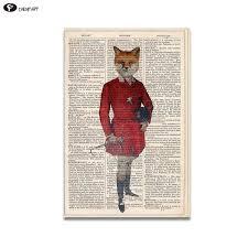 bureau dictionnaire chenfart pas encadrée vintage dictionnaire livre gentleman
