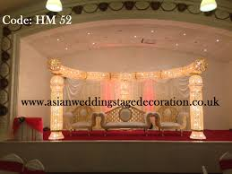 Wedding Backdrop Hire Birmingham Asian Wedding Stages Hire London Birmingham And Uk U0027s Best