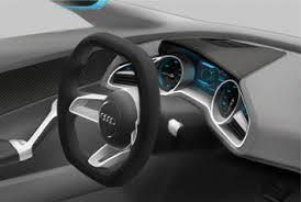 Audi E Tron Interior Audi E Tron Detroit Concept Design Images Car Body Design