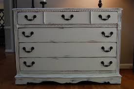 Vintage Bedroom Dresser Furniture Stunning Picture Of 6 Drawer White Wood Antique