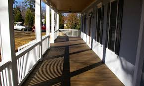 wrap around deck wrap around front porch addition home addition ideas