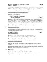 Sample Resume For Warehouse Picker Packer Minutes Of The Meeting Of The Commission On Chicago Landmarks March U2026