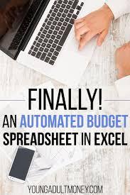 Money Saving Spreadsheet 155 Best How To Save Money U0026 Budget Images On Pinterest Money