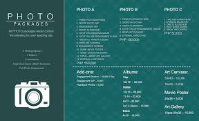 Wedding Photography Packages Wedding Video Photography Packages Tbrb Info