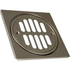 Bathroom Shower Drain Covers Mb605bn Tub Shower Drain Cover Bathroom Accessory Brushed