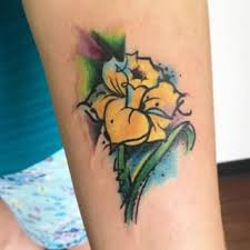 daffodil tattoo meaning pictures to pin on pinterest tattooskid