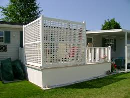 Privacy Screens For Patio by What To Use To Enclose The Area Under Your Deck