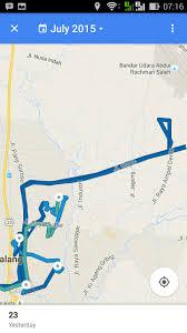 Google Map Location History Melihat Riwayat Lokasi Anda Di Google Maps Utekno