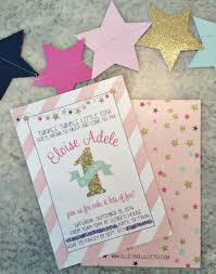 twinkle little star birthday invitations themesflip com