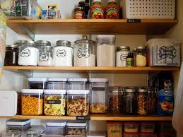 Walk In Kitchen Pantry Ideas 15 Pantry Organizing Ideas By The Everyday Home Organize Home Diy
