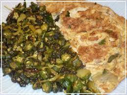 comment cuisiner le gombo vendakka fry gombos frits à l indienne délices du kerala