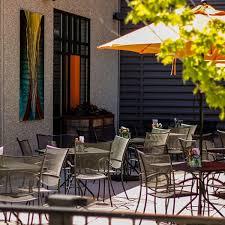 Restaurant Patio Umbrellas Wrought Iron Restaurant Furniture And Patio Umbrellas