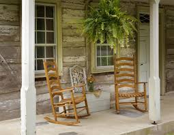 Chair Furniture Amish Outdoor Rocking Ash Ladderback Rocking Chair From Dutchcrafters Amish Furniture