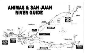 Blm Maps New Mexico by Emnrd State Parks Divisions River Runs Info