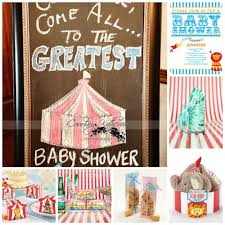 circus baby shower circus baby shower inspiration board my practical baby shower guide