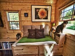 is a tiny house without a glamorous tiny house with loft home