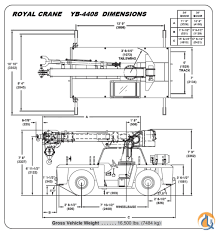 grove yb4408 8 ton carry deck crane crane for sale on cranenetwork com