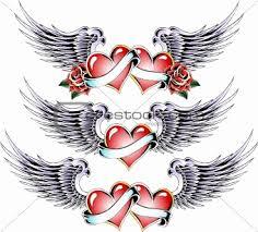 heart shaped tattoo photos u0026 illustrations at crestock stock photos