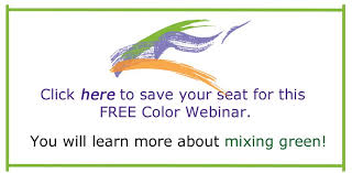 free color webinar how to mix green paint u2013 celebrating color