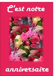 anniversaire mariage 10 ans carte anniversaire de mariage 10 ans 20 ans noce de coton