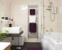 small bathroom space ideas bathroom purple flooring space small blue apartment clawfoot
