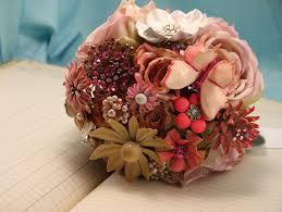 silk flowers for weddings bouquets silk flowers