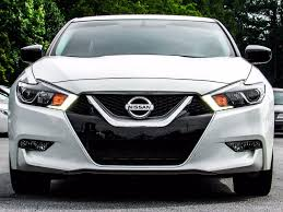 maxima nissan white 2016 used nissan maxima 4dr sedan 3 5 s at alm gwinnett serving