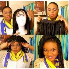 hair you wear would you wear a box braid lace front wig the style news network