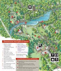Michigan State Parks Map by Historic Mill Creek Discovery Park Mackinac State Historic Parks