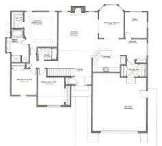 ranch house floor plans open plan wonderful open ranch style house plans images best ideas