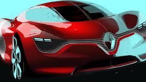renault dezir blue renault concept dezir debuts in paris