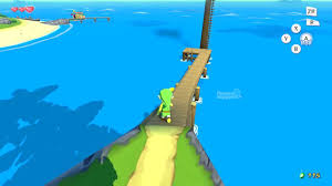 Wind Waker Map The Legend Of Zelda The Wind Waker Hd Wii U Review Any Game