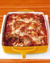 italian vegetarian recipes martha stewart