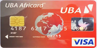 free debit card how to get an instant prepaid visa debit card with uba bank