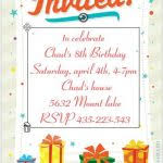 birthday invitation email template birthday party invite template