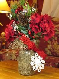 jar arrangements christmas jar flower arrangements booth ideas