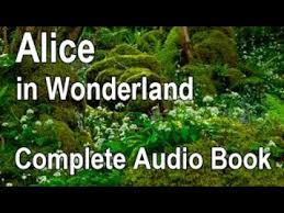 alice wonderland audio book storynory free