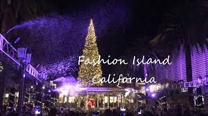 tree lighting ceremony fashion island 2016 youtube