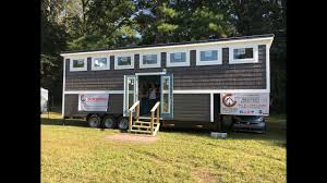 tiny tiny houses steel frame tiny house with private bedroom youtube