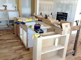 kitchen island construction kitchen island construction corbetttoomsen