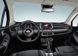 interni 500 l 2018 fiat 500x easypower lounge interni 2018 auto review