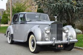rolls royce vintage classic 1953 rolls royce silver dawn sedan saloon for sale 2880