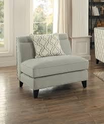 Armless Chairs Temptation Armless Chair