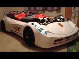 Car Bed Frames Childrens 458 Italia Style Car Bed Frame By Bianco