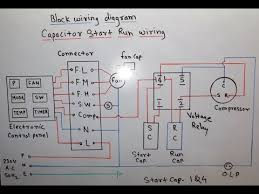 window a c csr wiring youtube