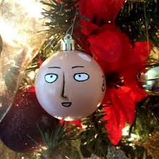 my made me an ornament onepunchman