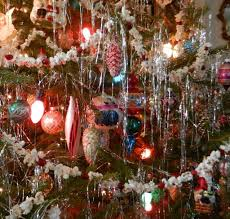 antique tree lights decoration marvelous