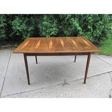 Rosewood Dining Room by Westnofa Norway Mid Century Brazilian Rosewood Dining Table Chairish
