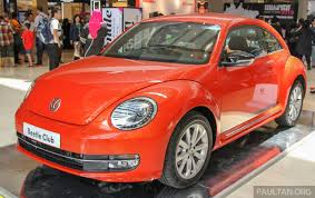 volkswagen sedan malaysia volkswagen beetle to be phased out in australia